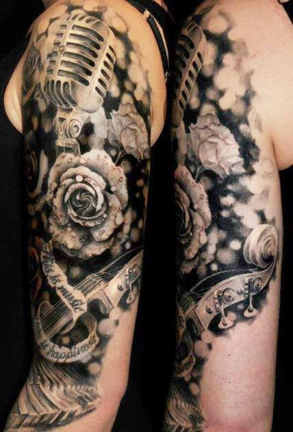 Tattoo for Men Arm