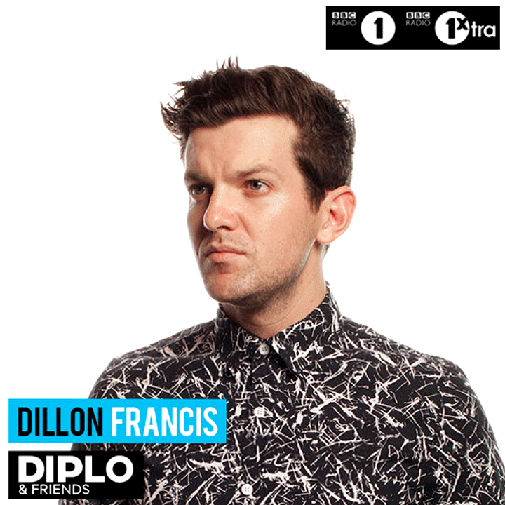 Dillon Francis - Diplo & Friends Mix (8/16/2015)
