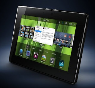 BlackBerry PlayBook Tablet and BlackBerry Tablet OS