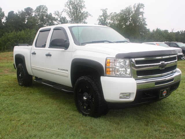 Truck Conversions For Sale: 2012 Chevy Silverado Lifted Truck