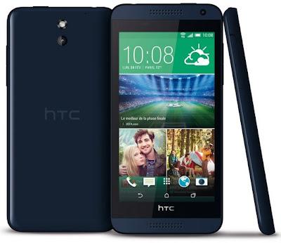 HTC Desire 610 libre