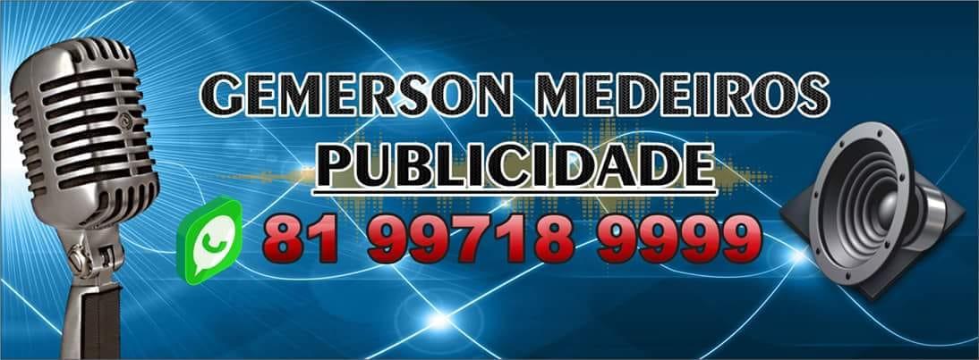 GEMERSON MEDEIROS PUBLICIDADE