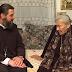 Η Κυριακή κ.(Κίτσα ) Κιοσκερίδου  -Αθανασιάδου μιλάει στον πρωτοπρεσβύτερο  π. Αθανάσιο  για αυτά που έζησε με την Αγία Σοφία την  ασκήσασα  της Κλεισούρας -ΒΙΝΤΕΟ