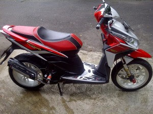 honda vario modifikasi