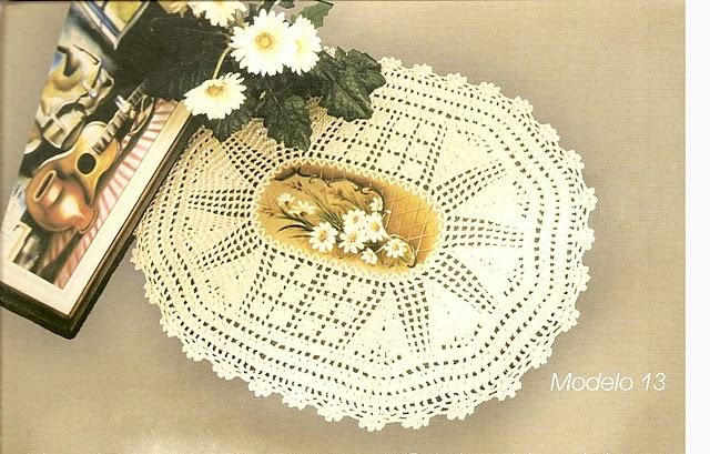 Arte Em Tapete De Barbante : artesanato caminho certo: Tapetes de croch? em barbante com pintura