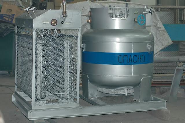 Использование жидкого аргона