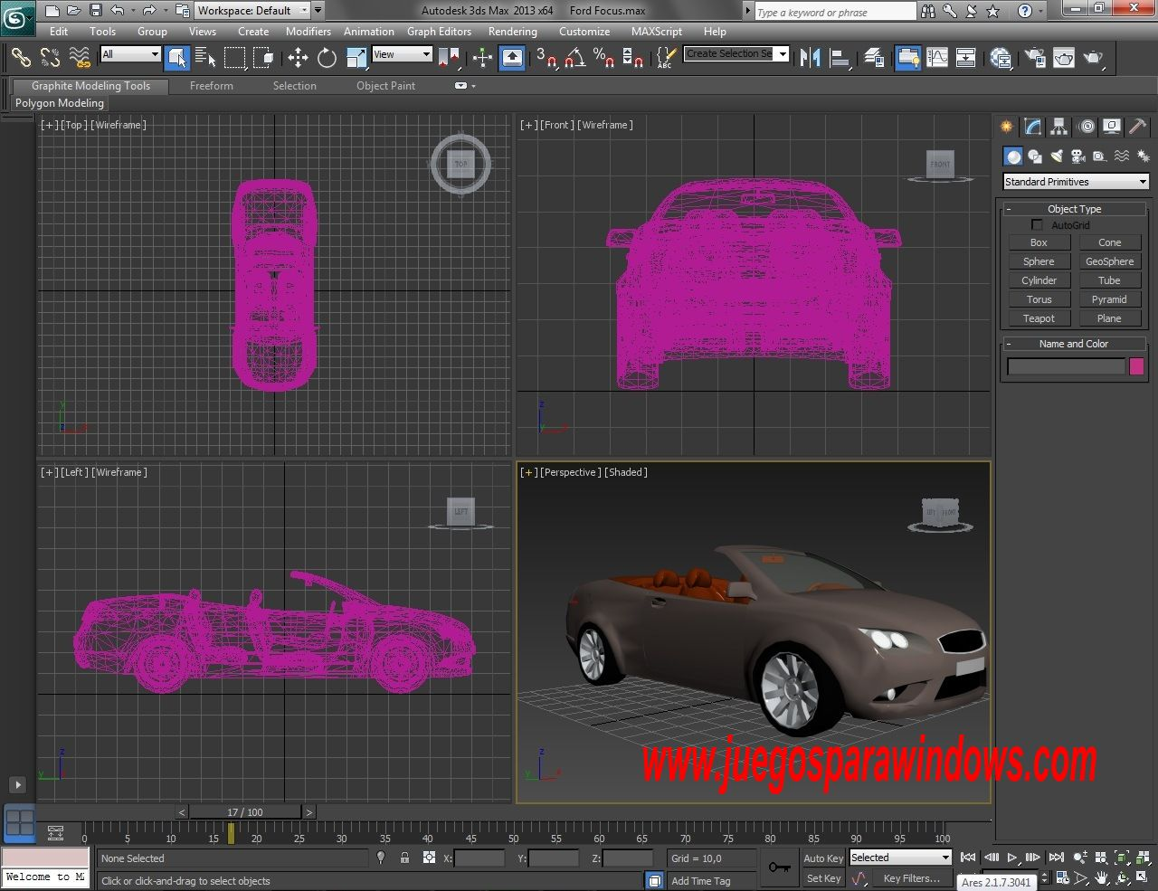 Autodesk 3ds Max 2013 Imagenes Descargar Mediafire PC