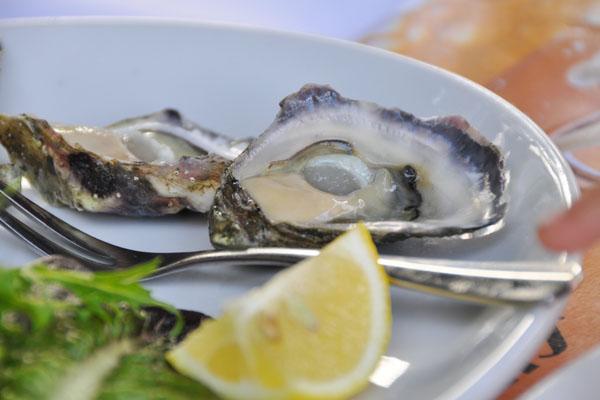 Oysters Brooklyn