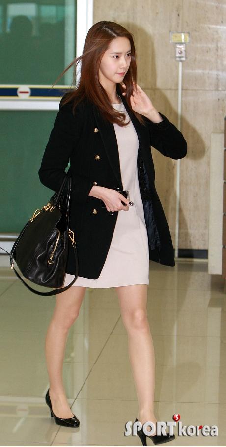 Snsd Yoona Fashion Official Korean Fashion