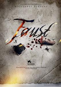 Poster original de Fausto