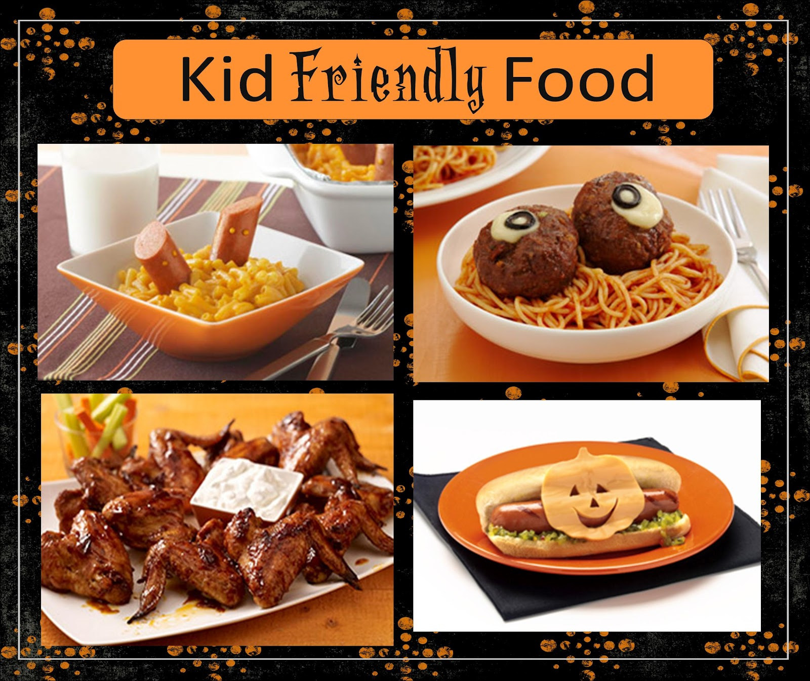39 Halloween Themed Dinners Get All The Recipes