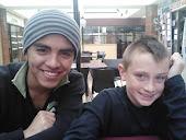 Julian and David