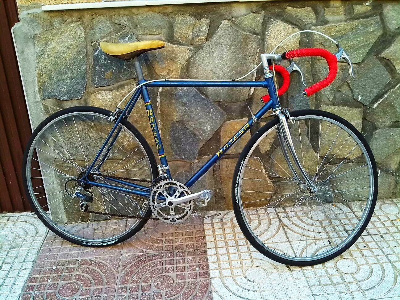 Aventurasenunabiciplegable: Mi nueva bicicleta, una clásica Razesa