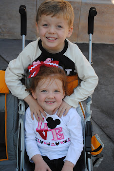 Our Kiddos at Disney