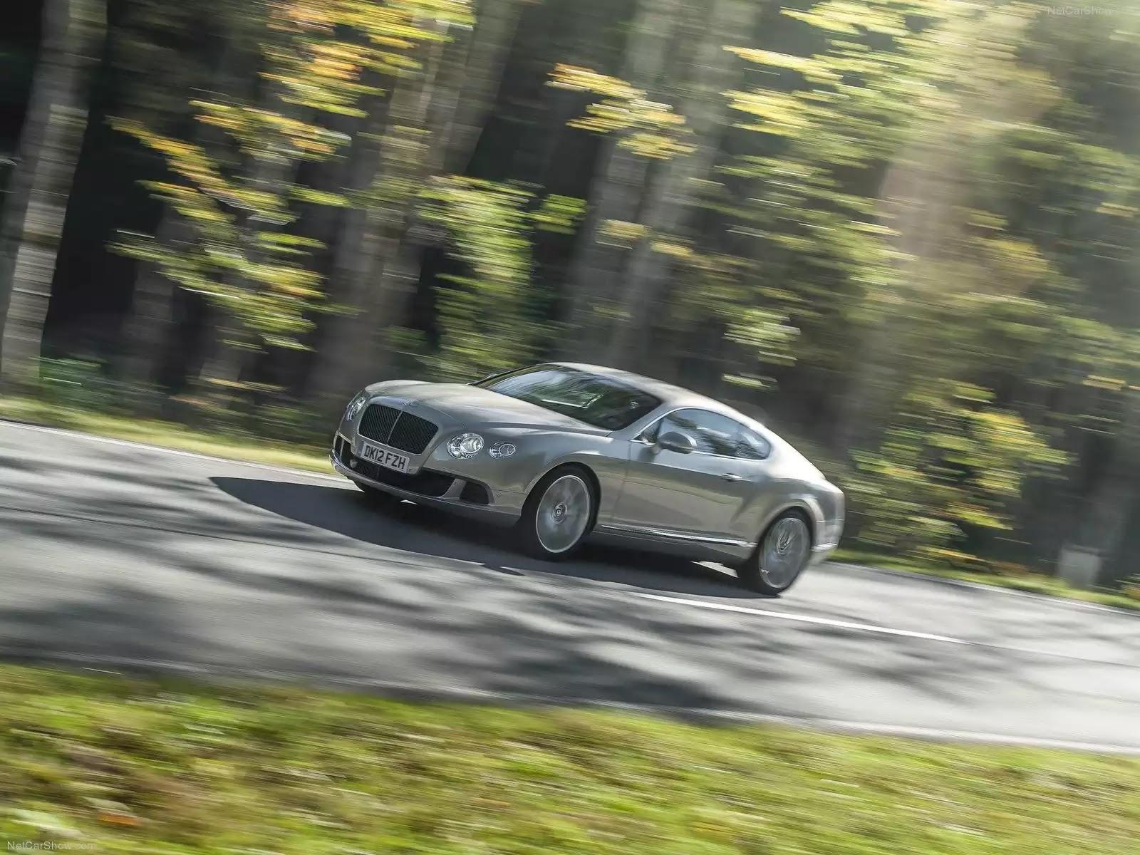 Hình ảnh xe ô tô Bentley Continental GT Speed 2013 & nội ngoại thất