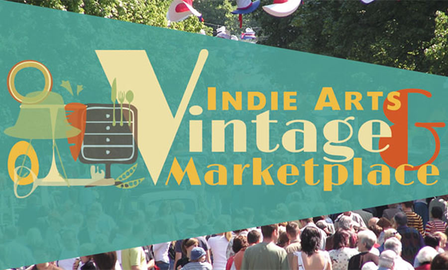 Indie Arts & Vintage Marketplace, Indianapolis