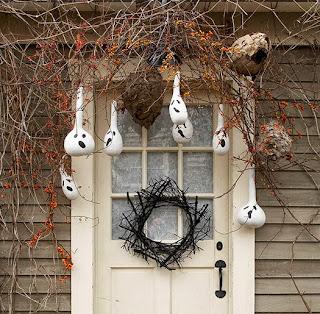 Reciclatex 9 Cuenta atrás para Halloween 2013, calabazas fantasmas