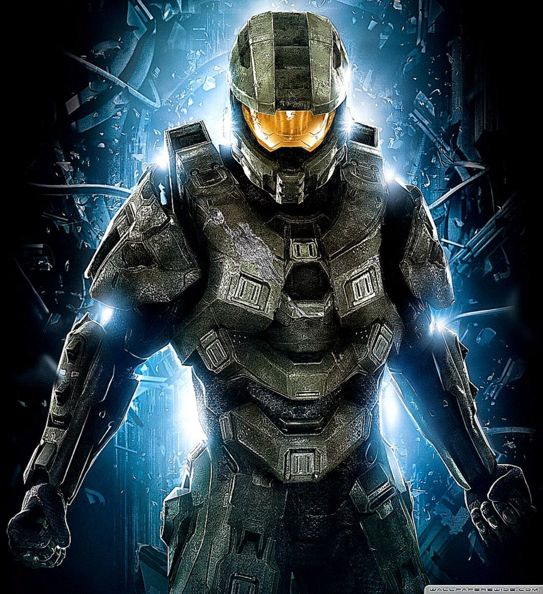 Halo Live Wallpaper: Halo Android Wallpaper