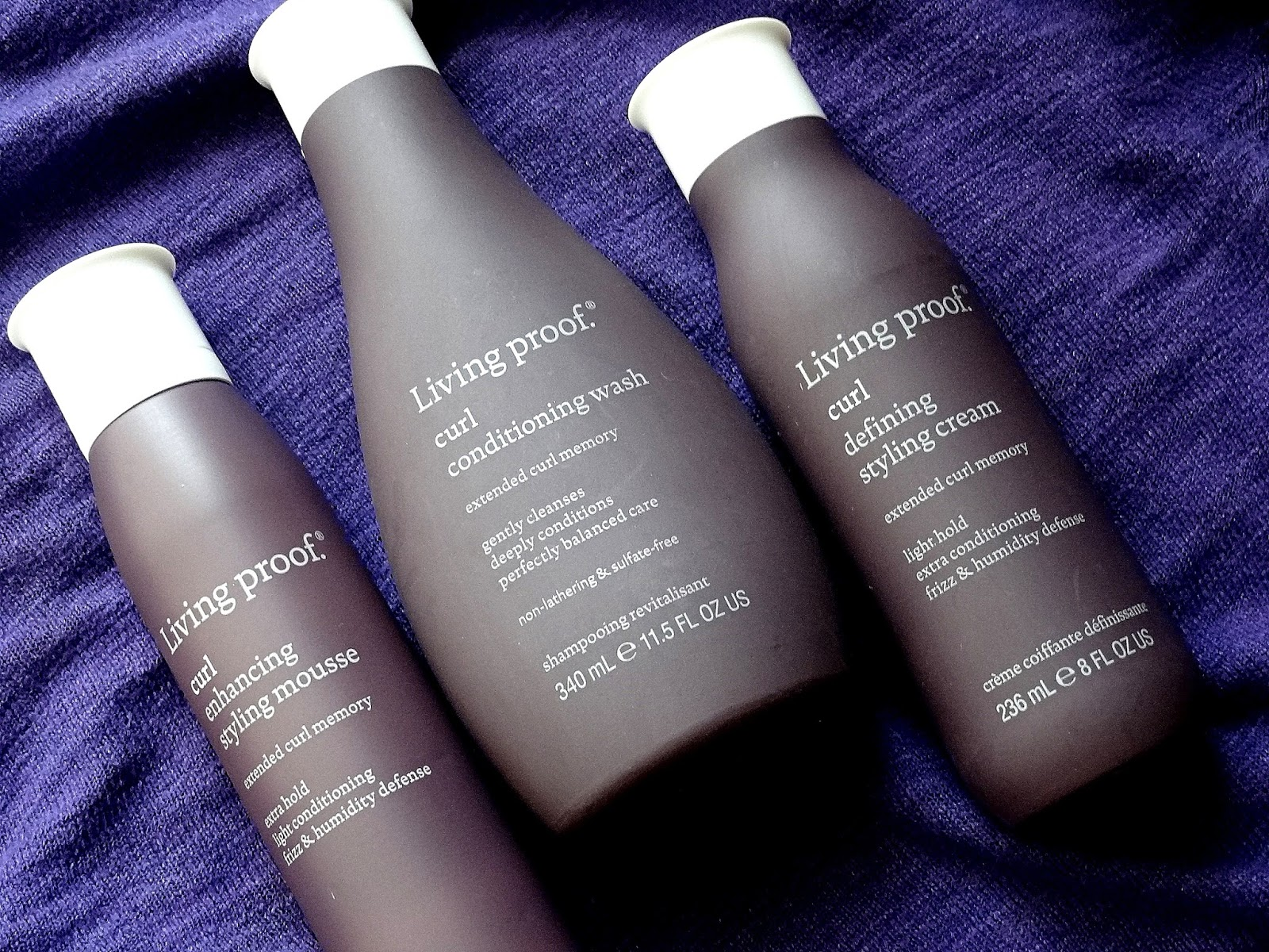 Living Proof Curl Collection Review, Photos