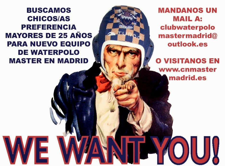 Waterpolo Master Madrid