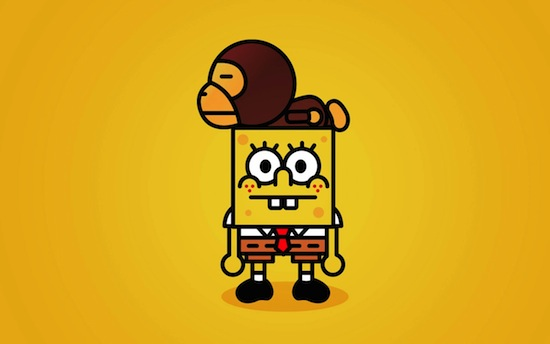 12-Best-SpongeBob-New-iPad-HD-wallpapers-yellow-cool