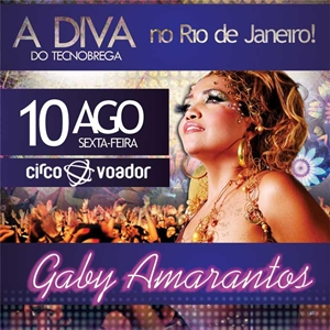 cv Download Gaby Amarantos – Ao Vivo No Circo Voador   2013