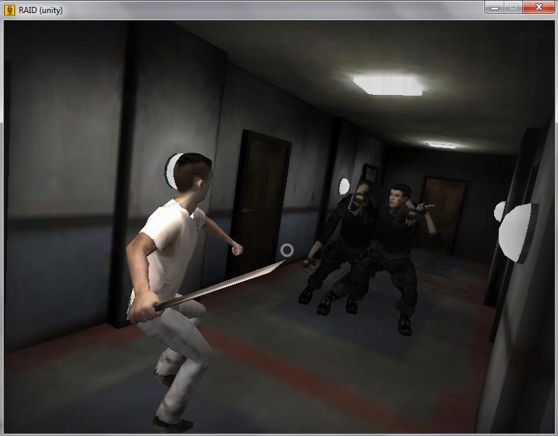 the raid game