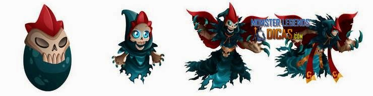 Monstro Darkzgul