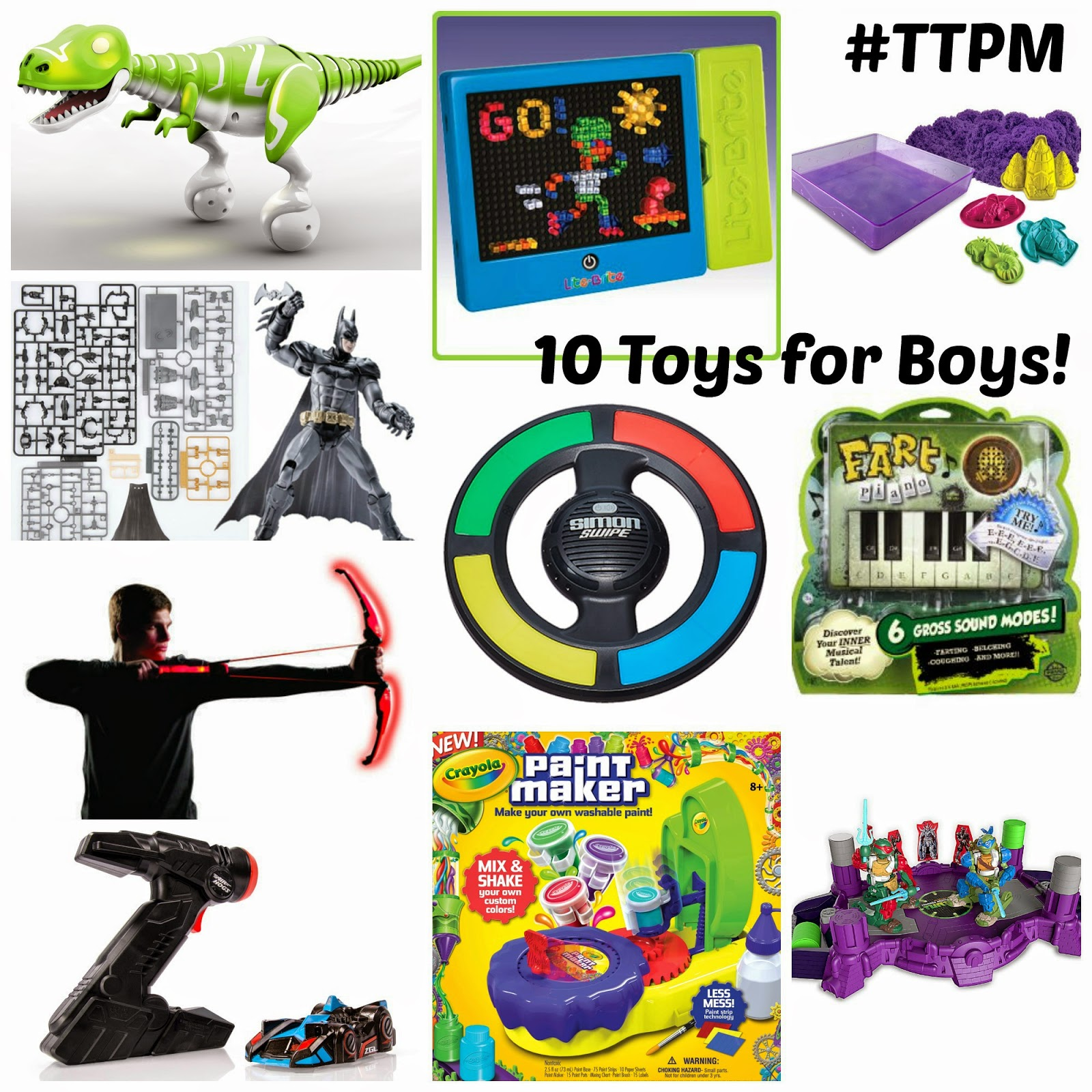 Check Out Suburban Wife City Life s Top 10 Toys For Boyz TTPM