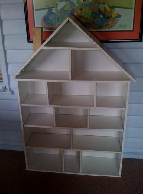 Una cosa piccola casa di bambola - Ikea casa bambole ...