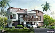 Luxury Modern Villa Exterior Designs