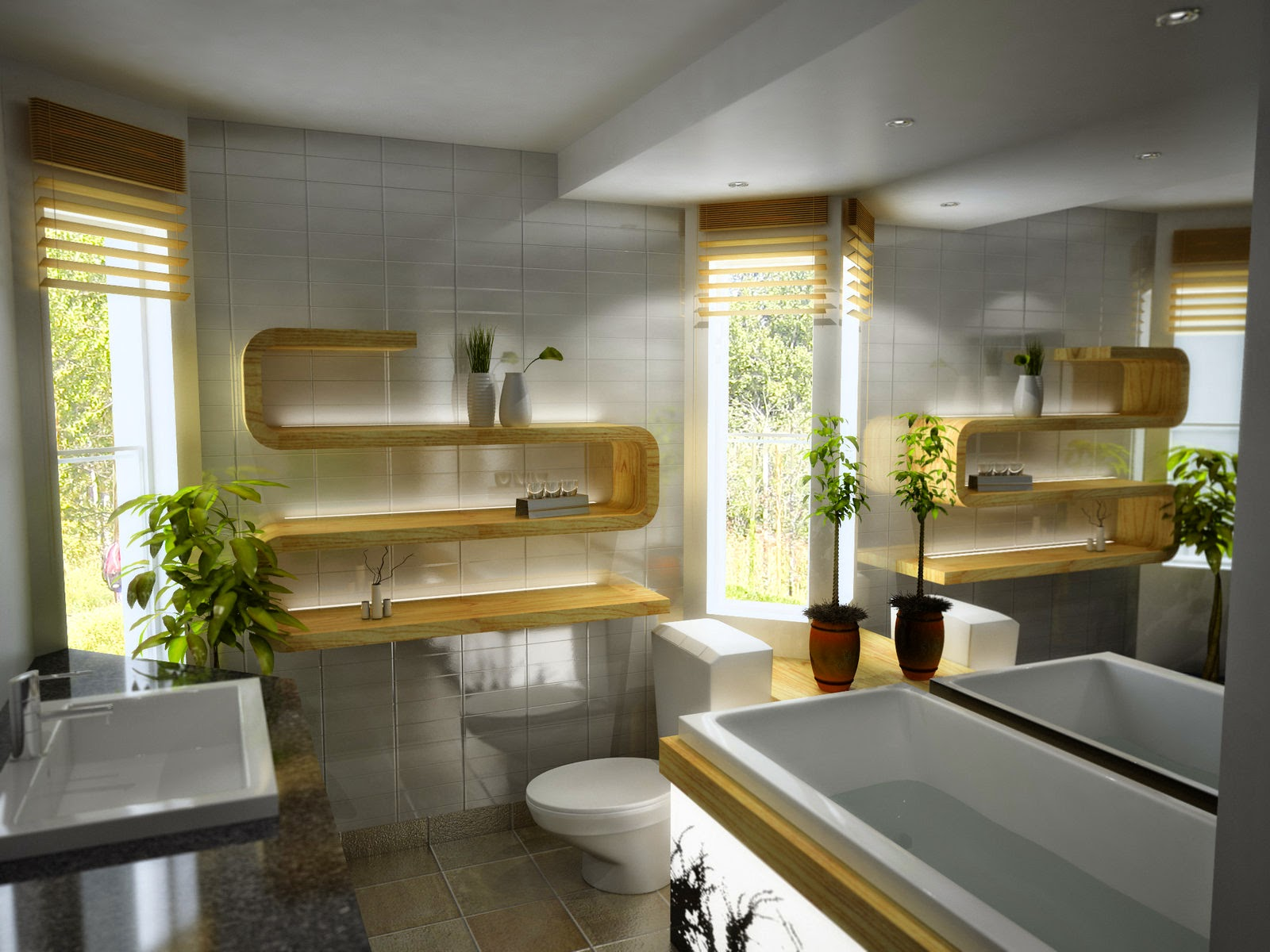Bathroom Design Ideas For Interior Important Points Picture 03