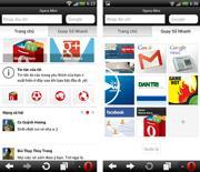 o5 Tải Opera Mini Trình Duyệt Mới Cho Android