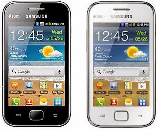 Handphone Android Samsung Galaxy Ace Duos S6802, Spesifikasi Dan Harga