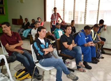 Alcaldía de Mérida inició ciclo de talleres para sus trabajadores