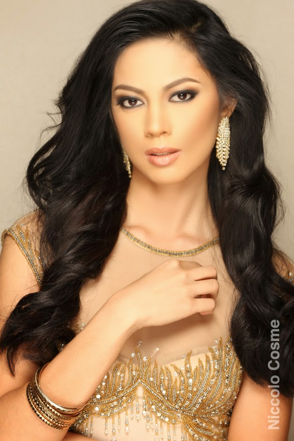 Ariella arida wins 3rd runner up at miss universe 2013 pageant for Arienti arreda