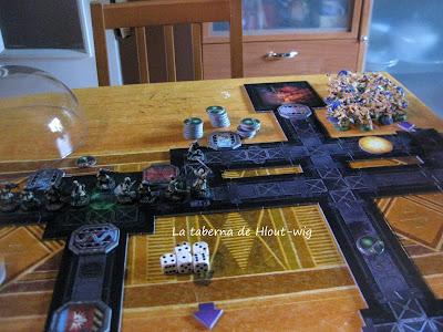 Historias de la guardia (pon un pecio en tu vida) campaña space hulk IMG_5921