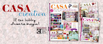 COLLABORO CON CASA CREATIVA / Publications on CASA CREATIVA