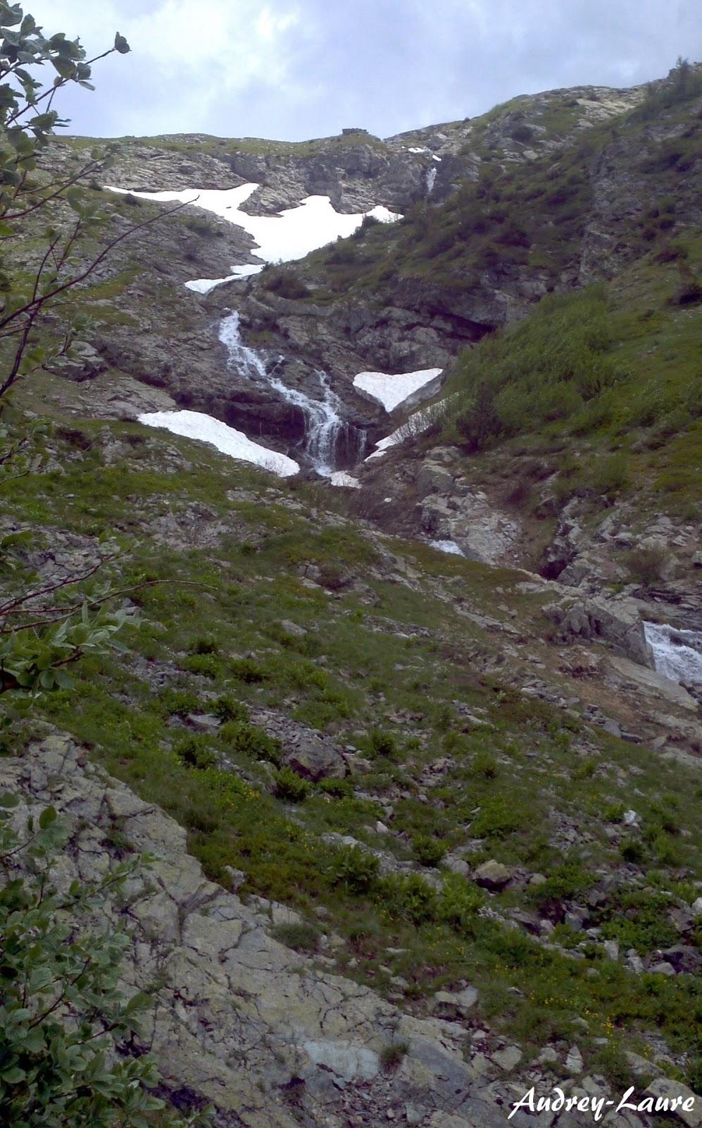 randonnée lac brouffier