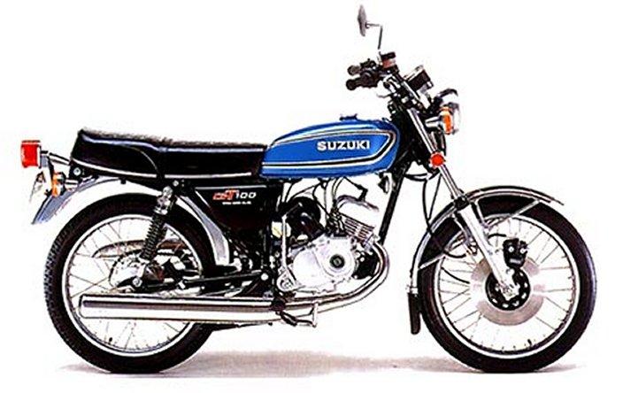 Suzuki Motorsykkel Deler