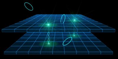 Resultado de imagen de Ondas gravitacionales y dimensiones extra