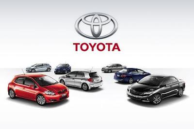 Harga Mobil Toyota 2012