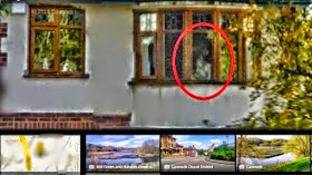Google Street View Rakam Lembaga Misteri Dalam Sebuah Rumah