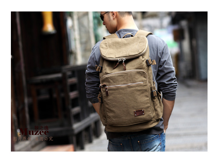 My Favor: HM35 Men's Bag / Backpack Bag / Laptop Bag / Travel Bag ...