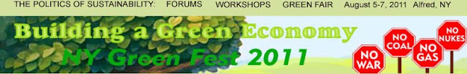 New York Green Fest Blog