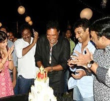 Prakash Raj Birthday Party Photos