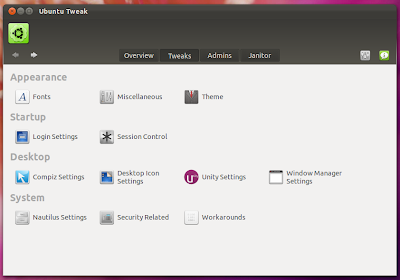 Ubuntu Tweak PPA