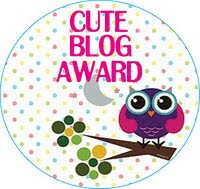 Cute Blog Award