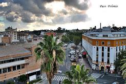 Calle Almirante Lobo. Sevilla.