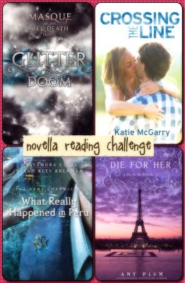 Novella Reading Challenge [April 22-28, 2013]